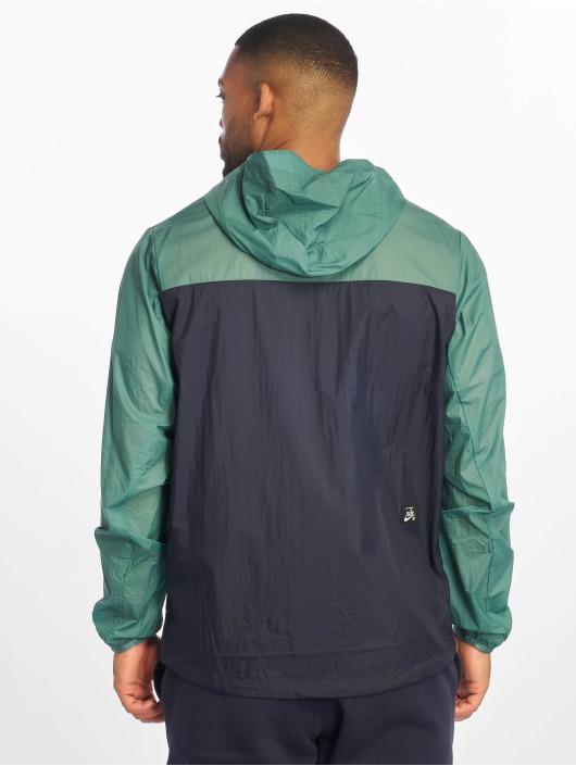 Nike SB Bundy na přechodné roční období SB SU19 Anorak Bicoastal zelený