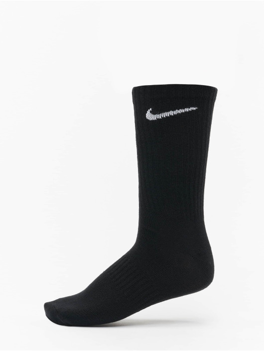 Nike SB Calcetines Everyday LTWT Crew 3 Pair negro