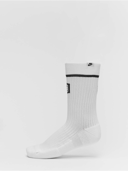Nike SB Chaussettes Sneaker Sox Force blanc