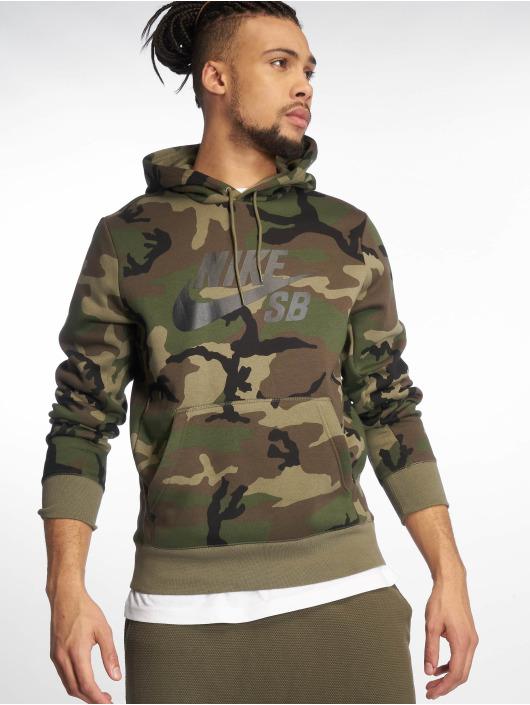 Nike SB Hoody Icon olive