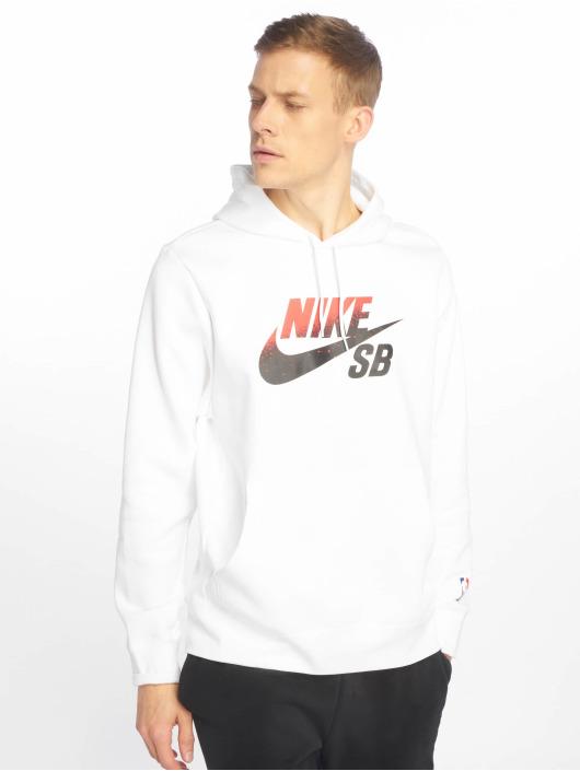 Nike SB Hoody Icon weiß