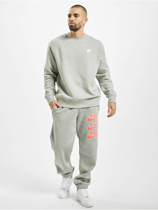 Nike SB Jogging Icon Fleece gris
