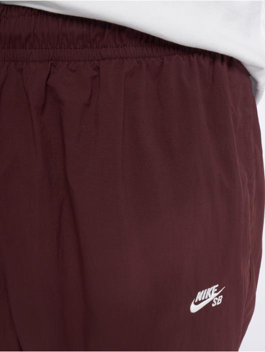 Nike SB Jogginghose FLX rot