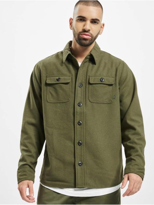 Nike SB Koszule LS Holgate oliwkowy