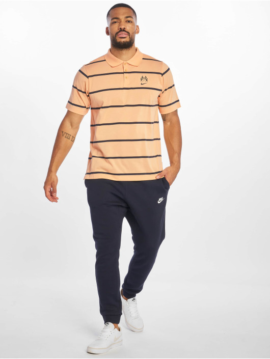 Nike SB Koszulki Polo SB Dry Polo Jersey Celestial zloty