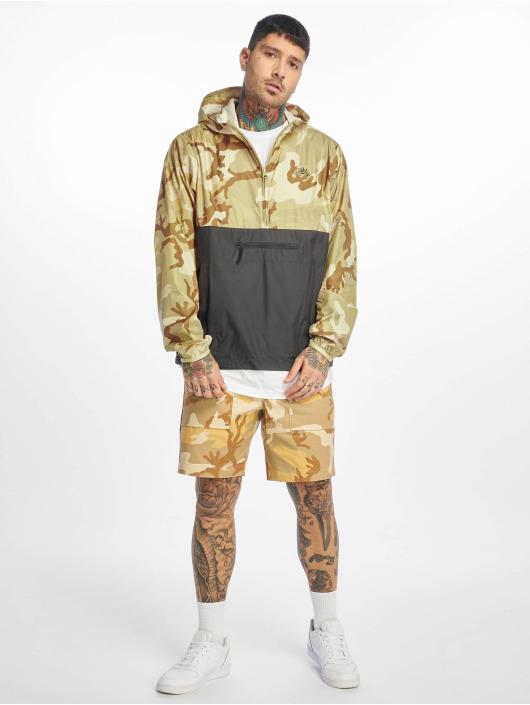 Nike SB Kurtki przejściowe Anorak bezowy