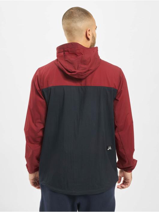 Nike SB Kurtki przejściowe SB SU19 czerwony