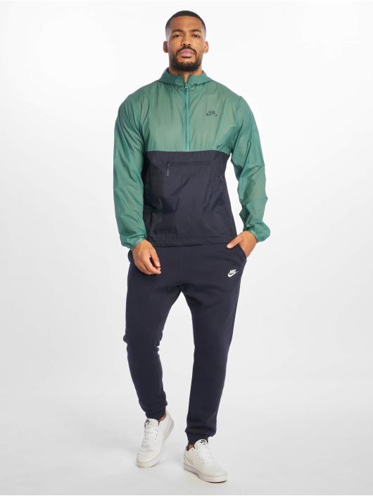 Nike SB Kurtki przejściowe SB SU19 Anorak Bicoastal zielony