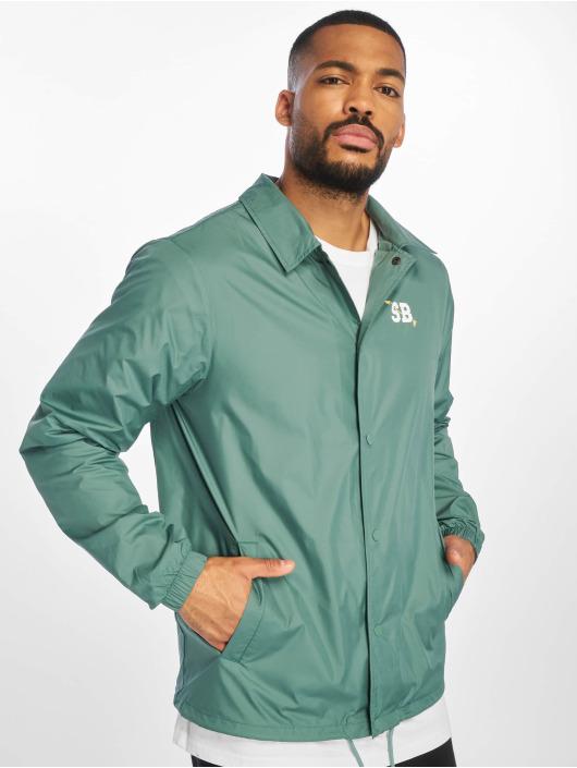 Nike SB Kurtki przejściowe Shield SSNL CCHS zielony