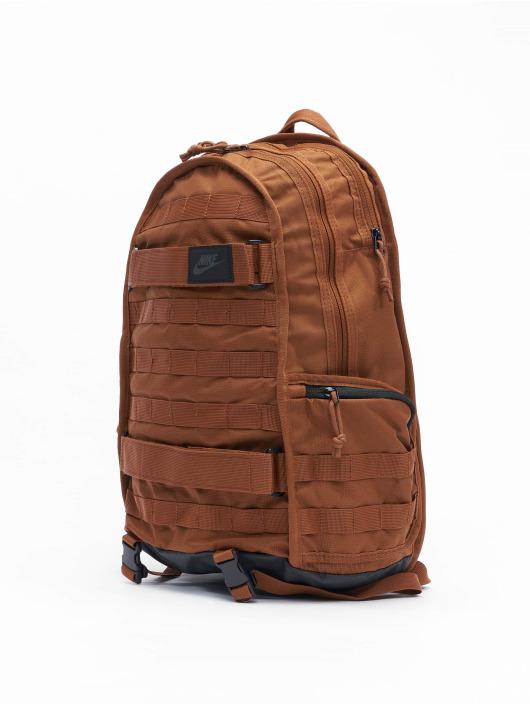 Nike SB Plecaki Backpack brazowy