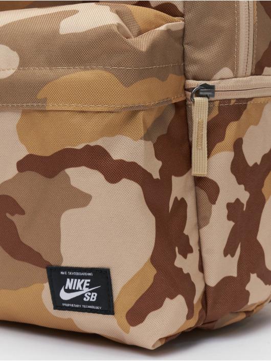 Nike SB Plecaki Icon AOP D Camo moro