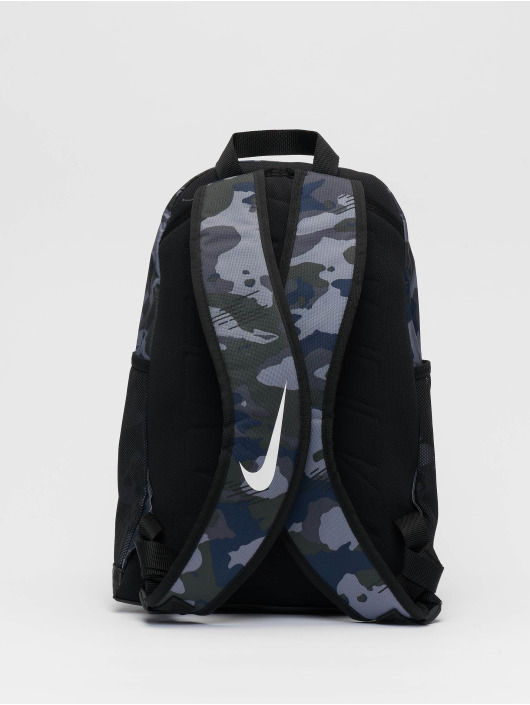 Nike SB Plecaki Brasilia M AOP szary