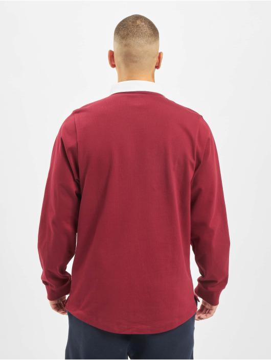 Nike SB Poloshirt SB Rugby F19 rot