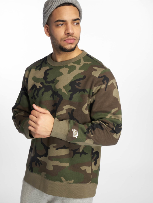 Nike SB Pullover SB Icon olive