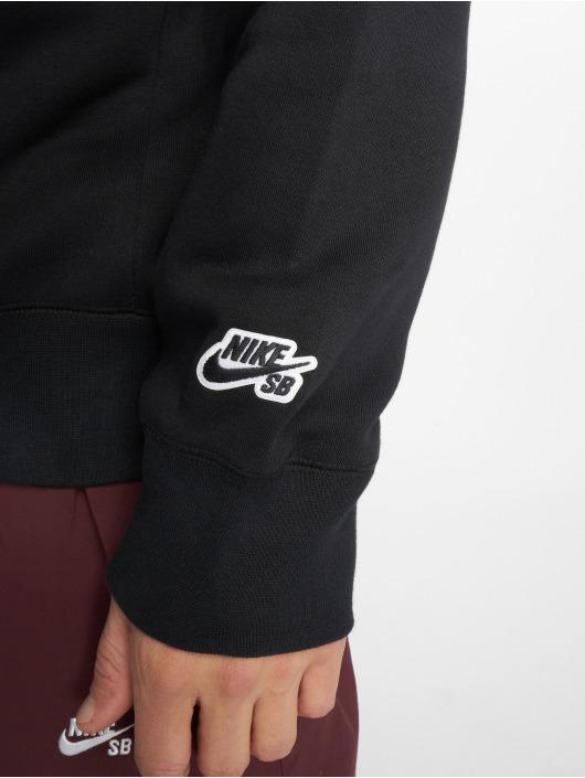 Nike SB Pullover Icon schwarz