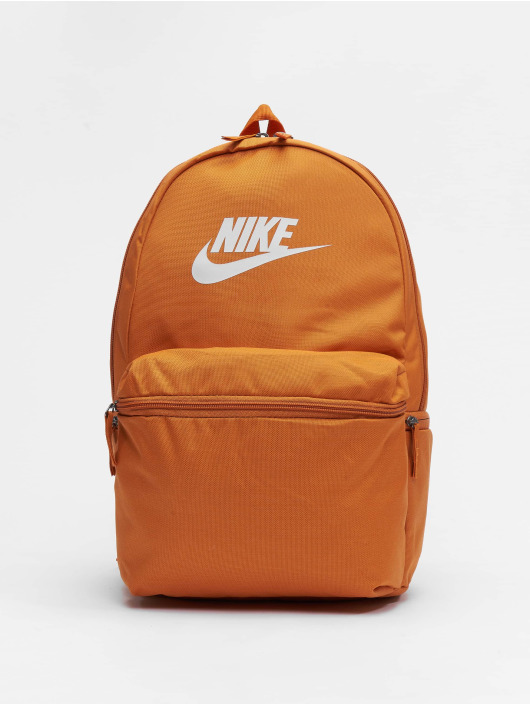 Nike SB rugzak Heritage oranje
