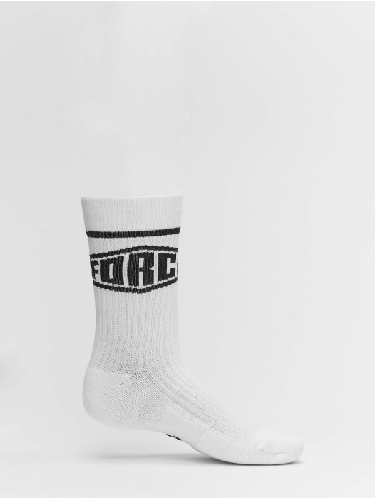 Nike SB Skarpetki Sneaker Sox Force bialy
