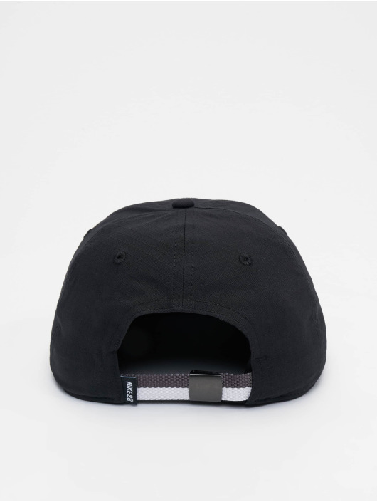 Nike SB Snapback Cap H86 Flatbill black