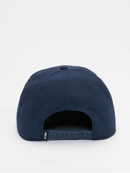 Nike SB Snapback Caps Pro niebieski