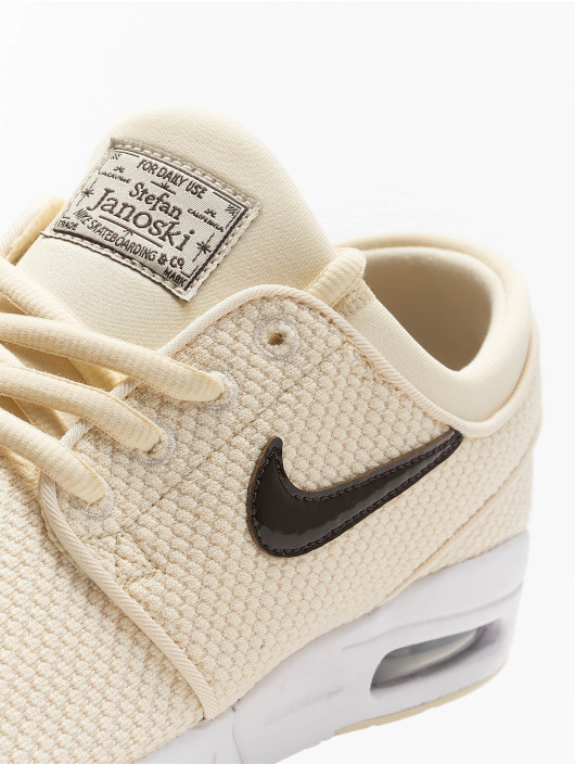 Nike SB Sneaker Stefan Janoski Max beige