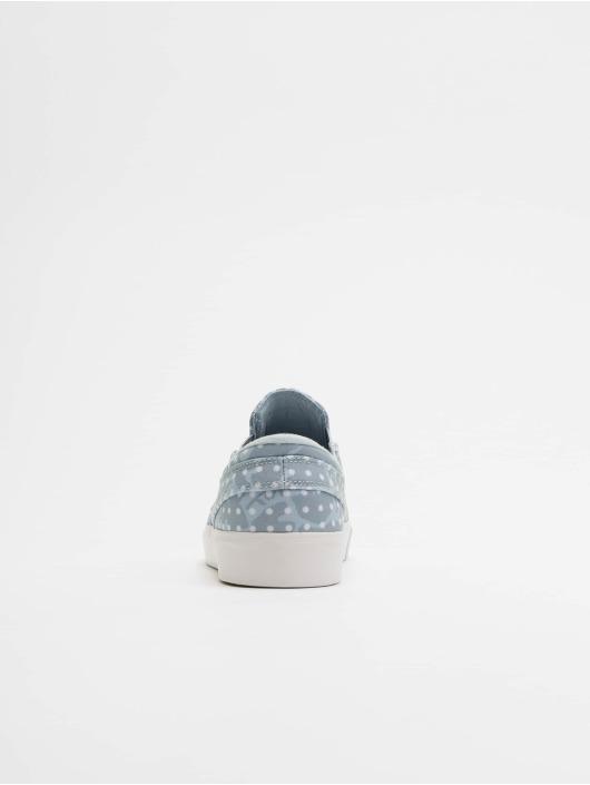 Nike SB Sneaker Zoom Janoski Slip Canvas blau