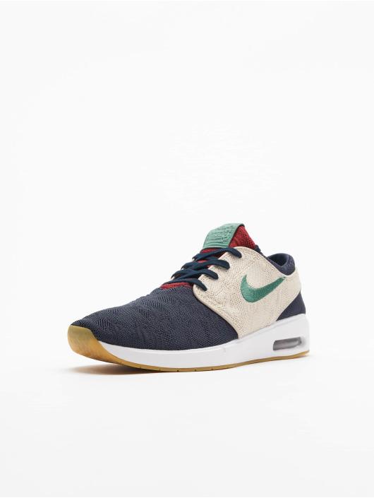 Nike SB Air Max Janoski 2 Sneakers ObsidianBicoastalDesert Sand
