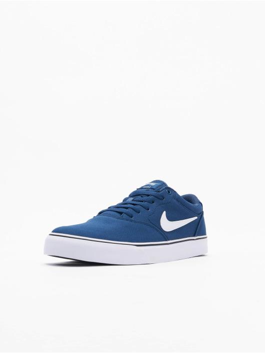 Nike SB sneaker SB Chron 2 Canvas blauw