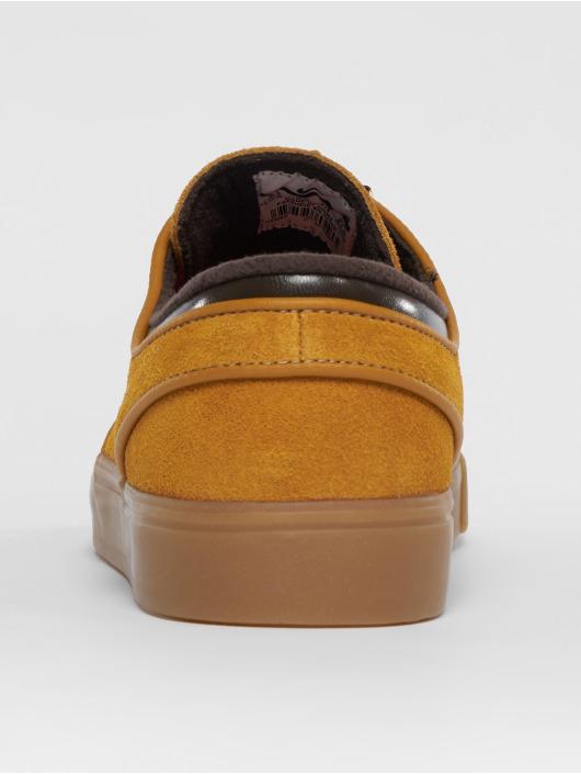 Nike SB Sneaker Zoom Janoski Prm braun