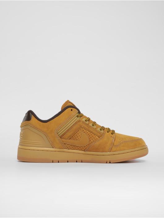 Nike SB Sneaker Air Force Ii Low Premium braun