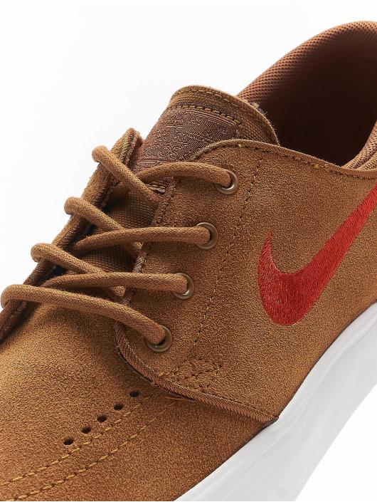 Nike SB Sneaker Janoski Suede (GS) braun