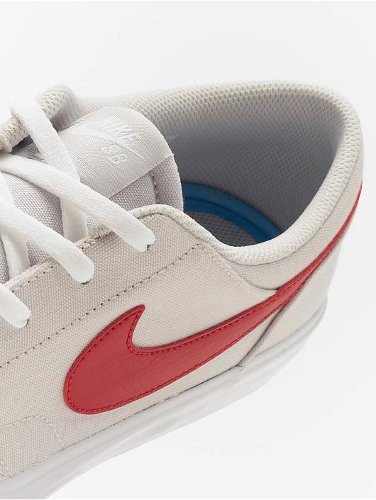Nike SB Sneaker SB Portmore II Solar Canvas grau