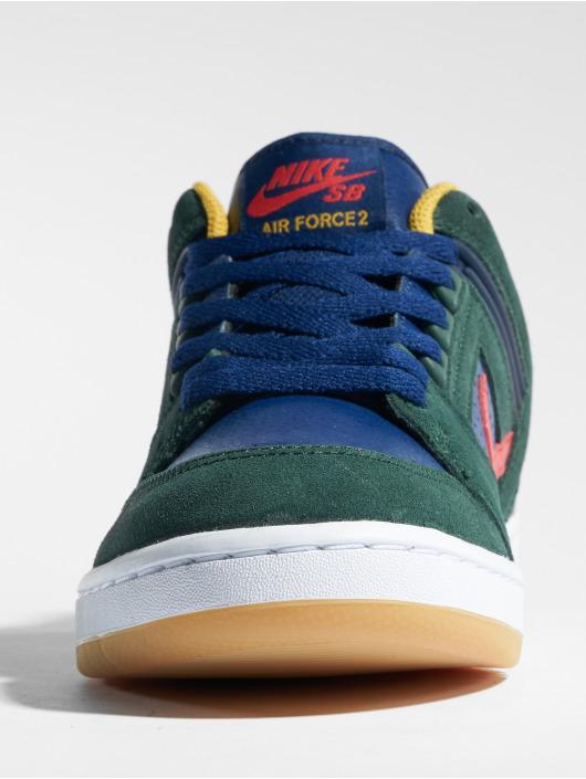 Nike SB Sneaker SB Air Force II Low grün