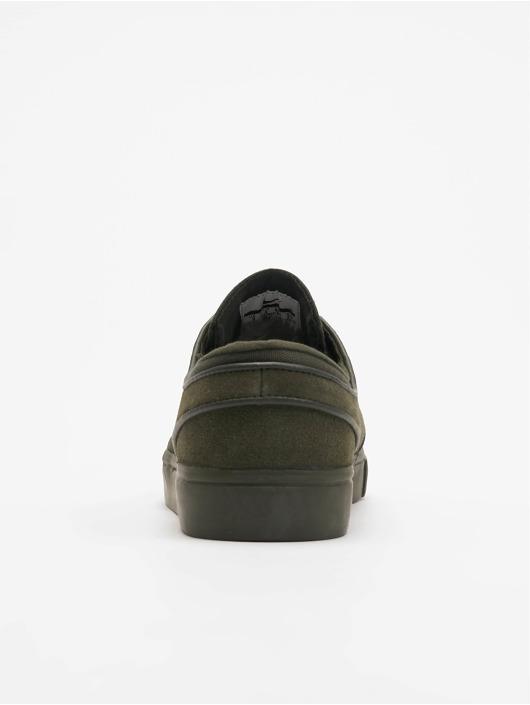 Nike SB Sneaker Zoom Stefan Janoski grün