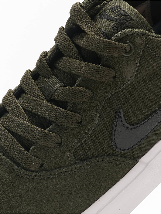 Nike SB Sneaker Chron SLR grün