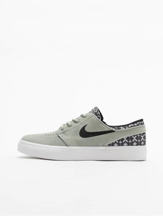 Nike SB Sneaker Janoski Suede Premium (GS) grün