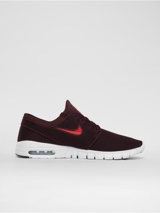 Nike SB Sneaker Stefan Janoski Max rot