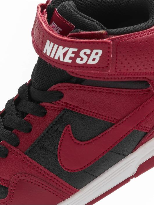 Nike SB Sneaker Mogan Mid 2 JR (GS) rot