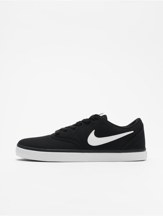 Nike SB Sneaker Check Solarsoft schwarz