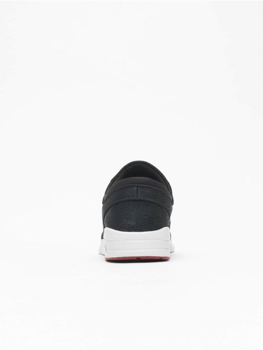 Nike SB Sneaker SB Stefan Janoski Max schwarz