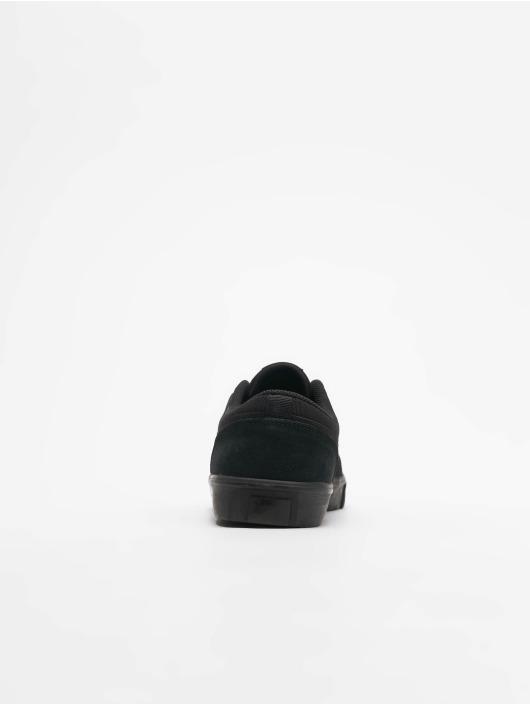 Nike SB Sneaker Solarsoft Portmore II Skateboarding schwarz