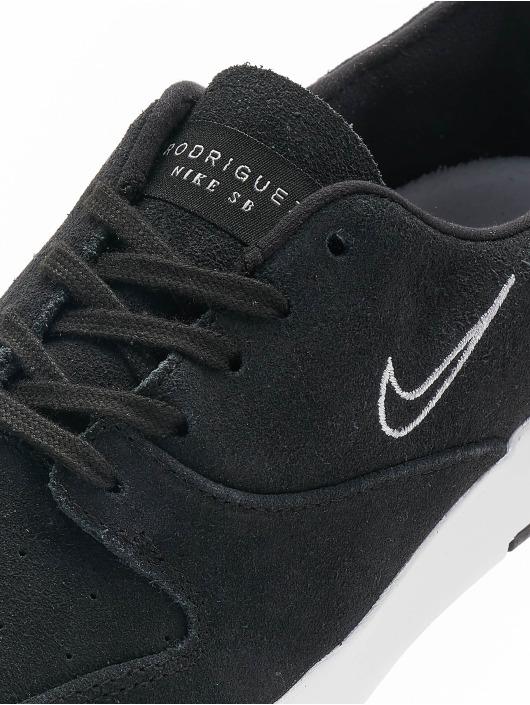 Nike SB Sneaker Zoom P-Rod X schwarz