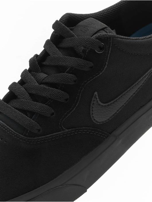 Nike SB Sneaker Chron SLR schwarz