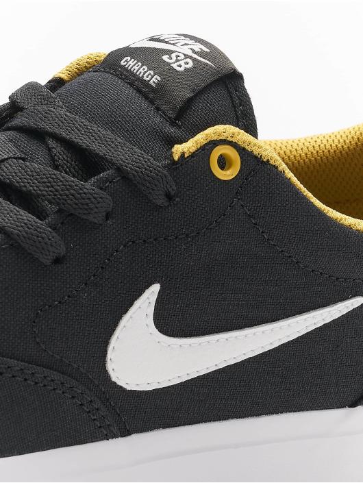 Nike SB Sneaker SB Charge Canvas schwarz