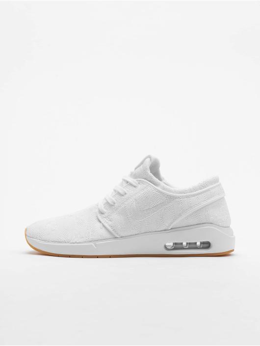 Nike SB Sneaker SB Air Max Janoski 2 weiß