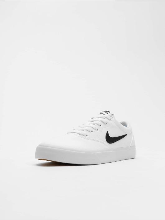 Nike SB Sneaker SB Charge SLR weiß