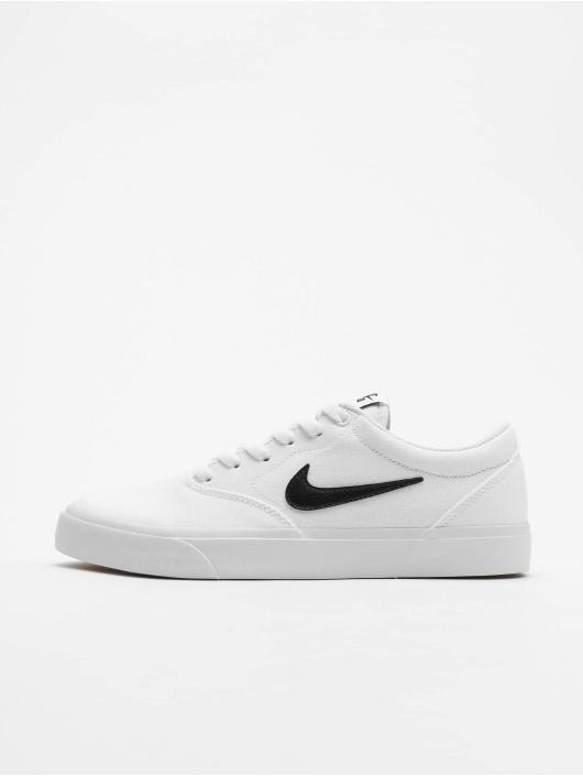 Nike SB Charge SLR Sneakers White/Black/White/Gum Light Brown