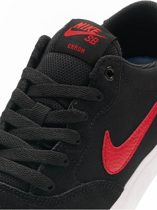 Nike SB sneaker Chron SLR zwart