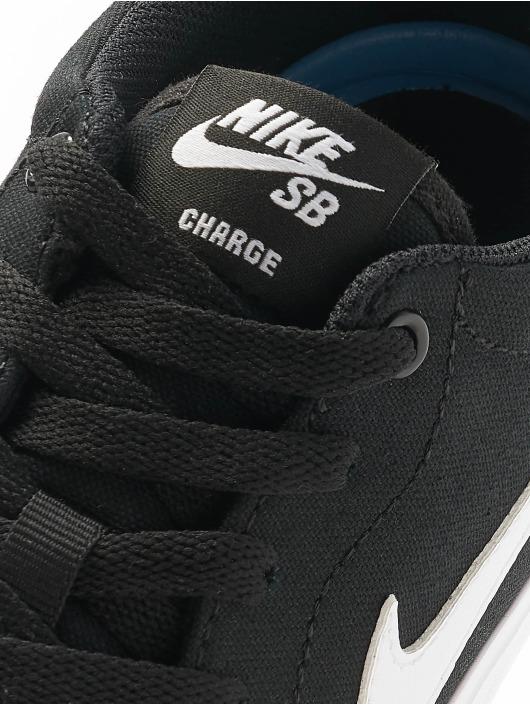 Nike SB sneaker Charge Canvas zwart