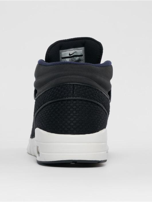 Nike SB Sneakers Stefan Janoski Max Mid Skateboarding èierna