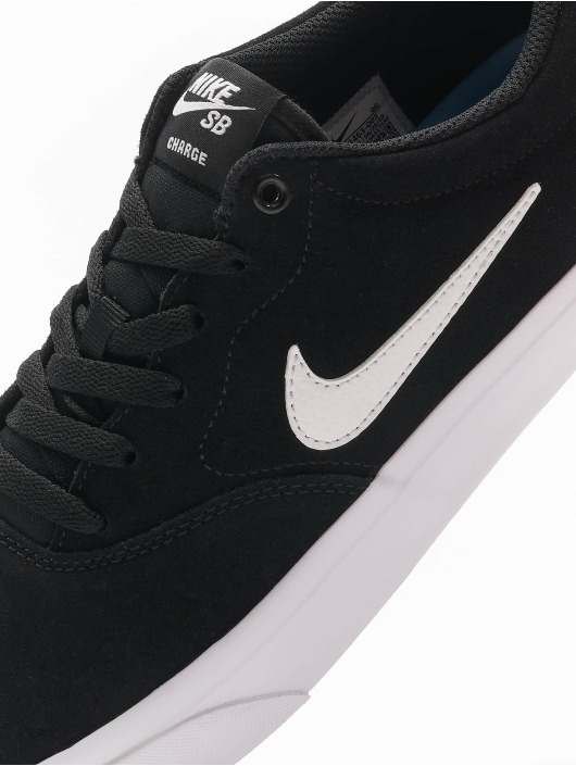 Nike SB Sneakers Charge Suede èierna